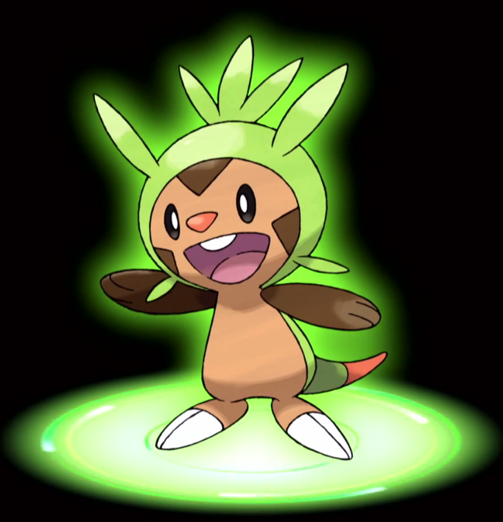 Pokemon X And Y Chespin Evolution Pokemon X And Y Chespi...