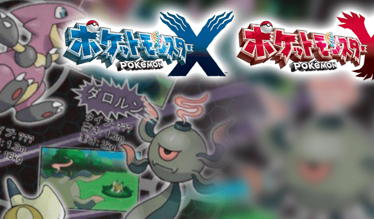 These Aren't Gen VI Pokémon from X & Y (2)