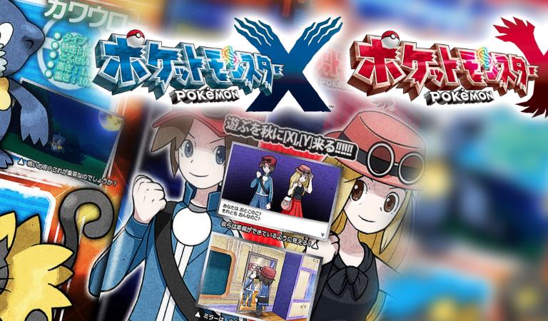 These Aren't Gen VI Pokémon from X & Y (3)