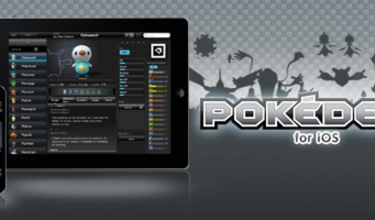 iOS Pokédex on SALE!