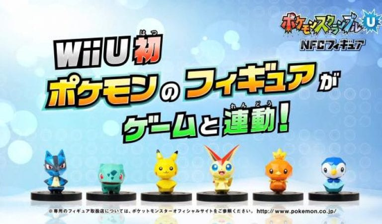 More Pokémon Scramble U Details & Trailer