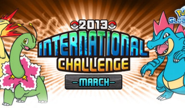 Global Link: Int'l Challenge & Pokémon Downloads