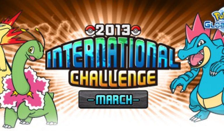 Global Link: Int'l Challenge & Pokémon Downloads