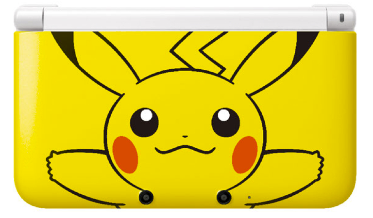 America to Get Pikachu 3DS XL on March 24