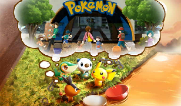 Pokémon Rumble U — Out NOW in Japan!