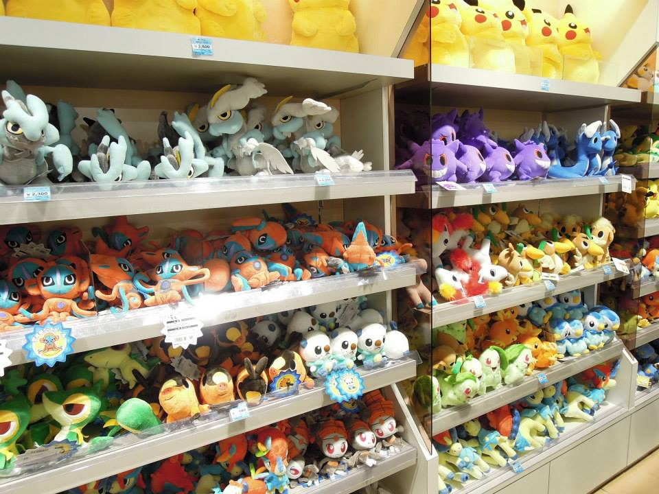 paris pokémon center