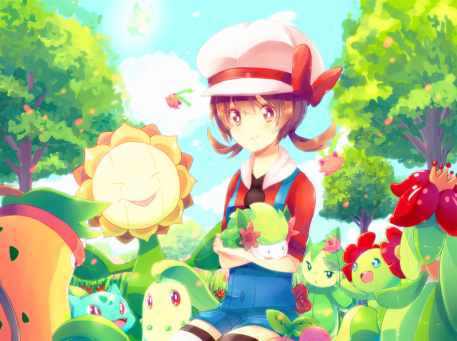 Pokemon Corbi: Events Chapter 1 OOC open to all