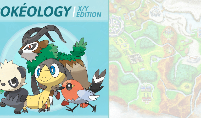Pokéology: X/Y Edition