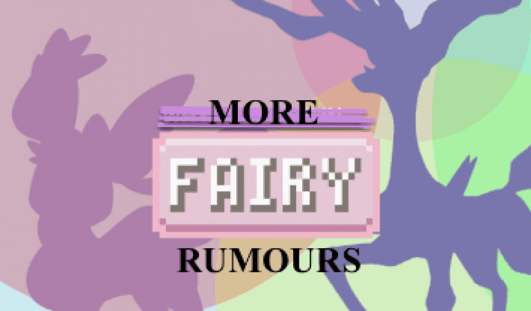 More Fairy Type Rumours