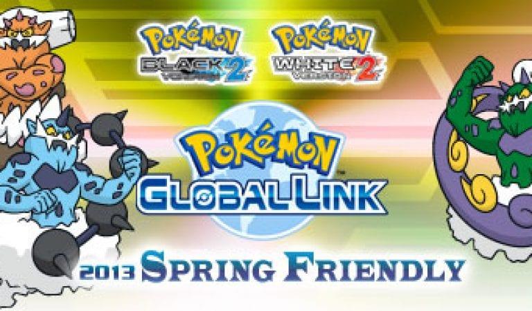 Global Link Spring 2013 Friendly