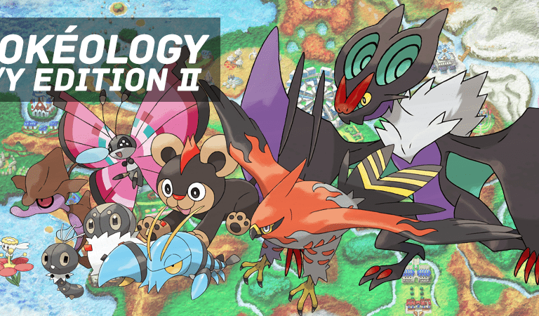 Pokéology: X/Y Edition II