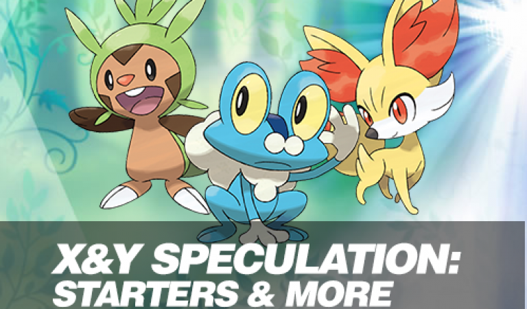 Kalos Starter Evolutions Come To Light?