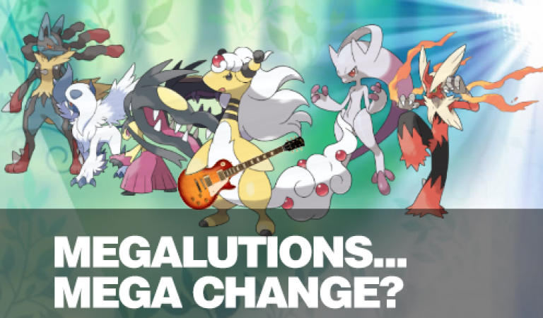 Megalutions… Mega Change?