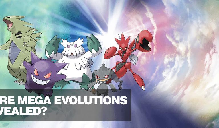 RUMOR: More Mega Evolutions Revealed?