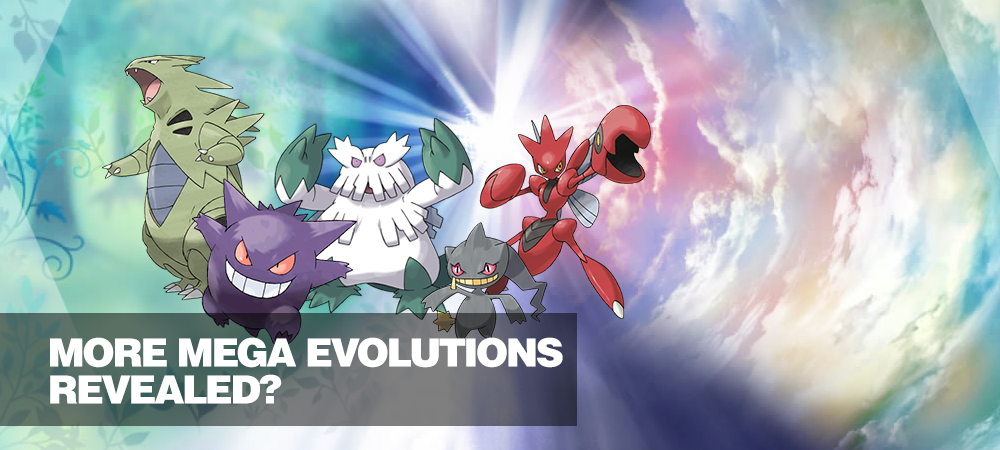 RUMOR: More Mega Evolutions Revealed? | pokéjungle.net | Latest ...