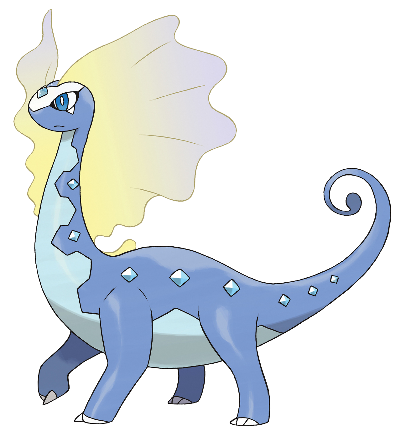 Shiny Amaura Evolution Amaura Evolution