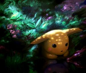 Pikachuu by Sekkosiki