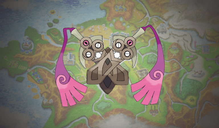 New Pokémon Revealed on Facebook: Doublade!