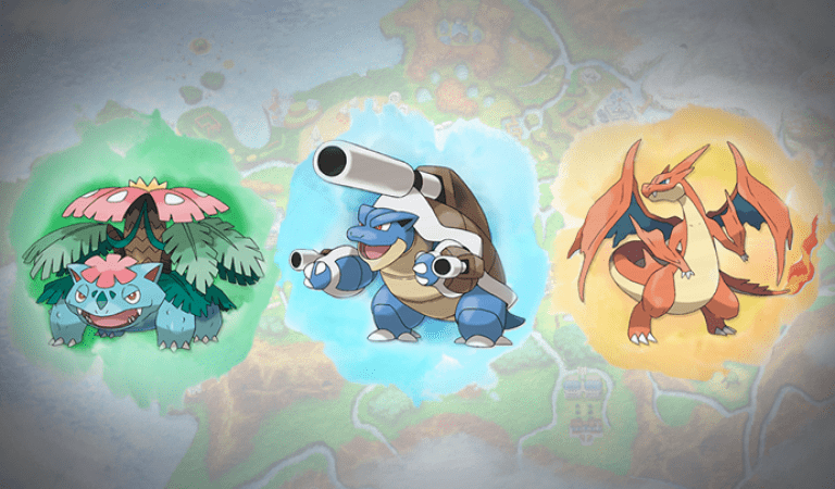 Kanto Starters Mega Evolutions, Pokémon Bank Revealed & A NEW Pokémon!