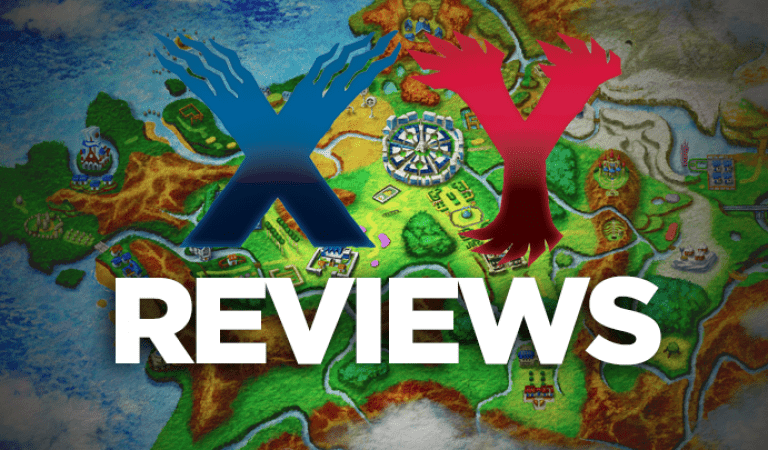 X & Y Reviews and Pokémon  Bank Info