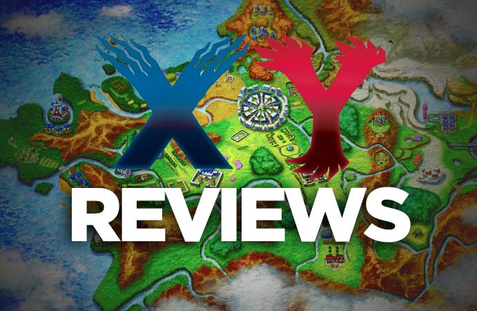 X & Y Reviews and Pokémon Bank Info | PokéJungle