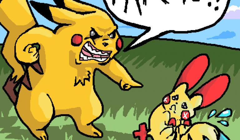 The Pokémon Plus & Pokémon Minus Rumors