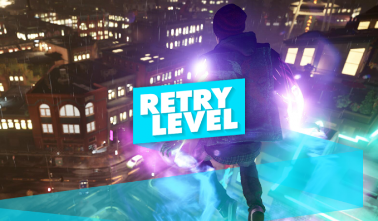 We Proudly Present: Retry Level