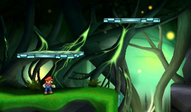 Super Smash Bros 3DS Single Player Screenshot