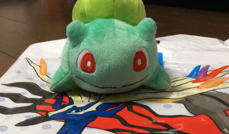 Check out all this cool Japanese Pokémon Center merchandise