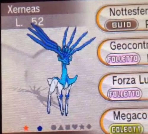 pokemon x and y how to get shiny legendaries