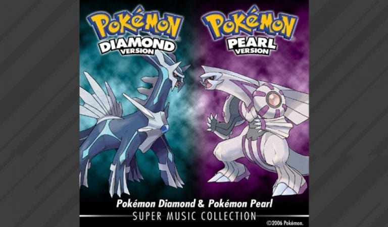 Pokémon Diamond & Pearl Soundtracks on iTunes