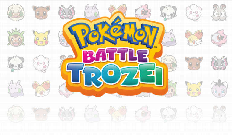 Pokémon Battle Trozei Now Available in North America