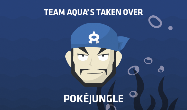 Team Aqua's Taken Over!