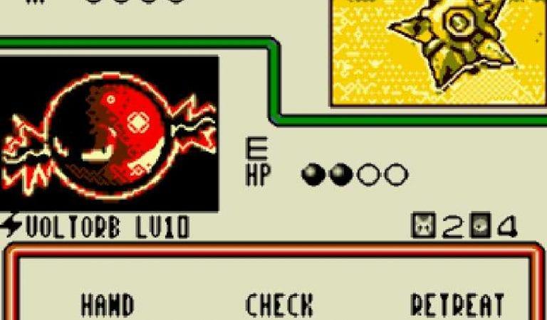 Pokémon TCG Coming to European Virtual Console
