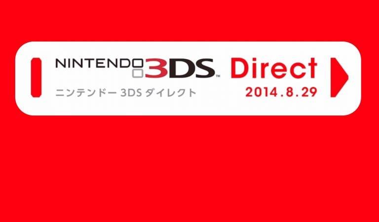 Japanese 3DS Nintendo Direct – Finished