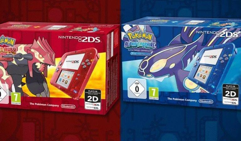 Pokémon Omega Ruby & Alpha Sapphire Demo Details and 2DS Bundles