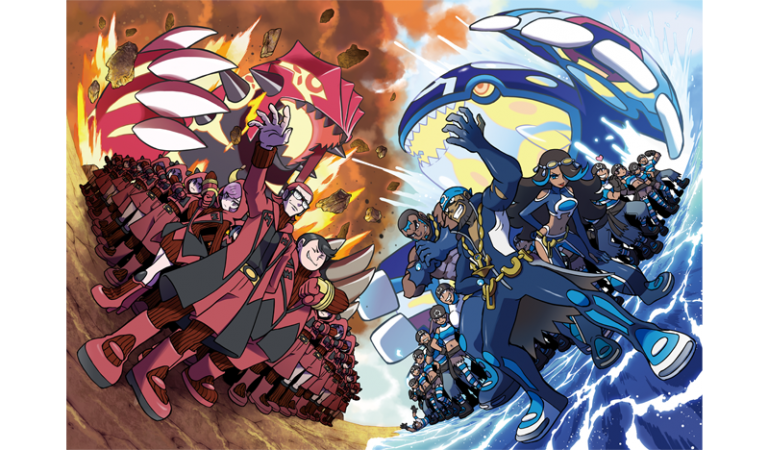 New ORAS Trailer & Details Announced!