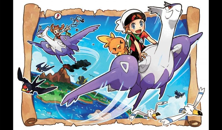 Three New Pokémon Omega Ruby & Alpha Sapphire Trailers