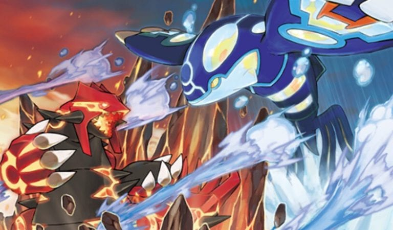 November ORAS Hype Train: T-minus 2 Weeks
