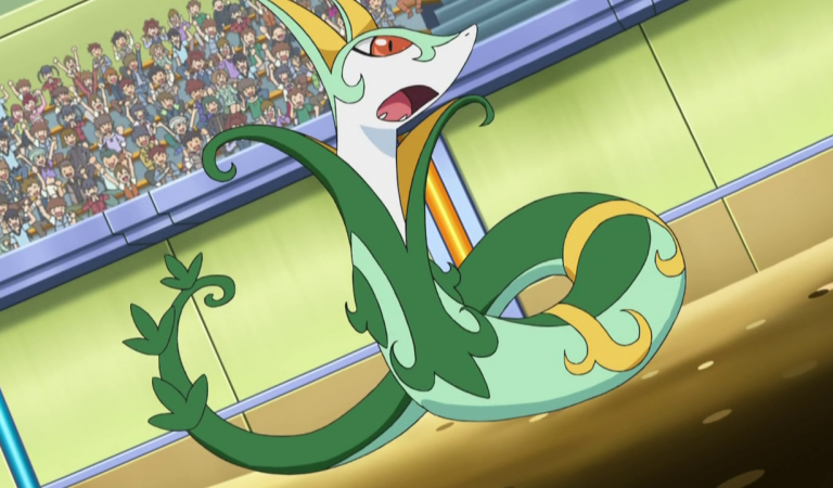 Contrary Serperior Now Live