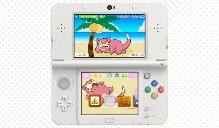 Nintendo eShop: Slowpoke & Pinball
