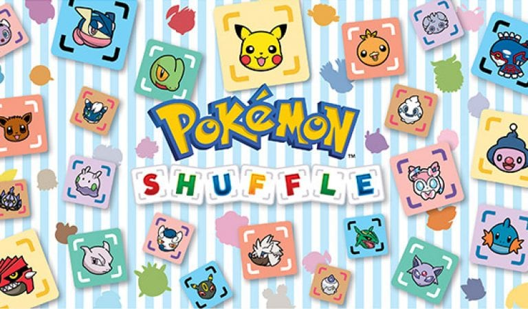 Pokémon Shuffle Updated with New Features, Events