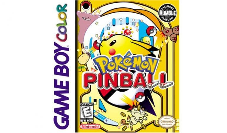 Throwback Thursday: Pokémon Pinball