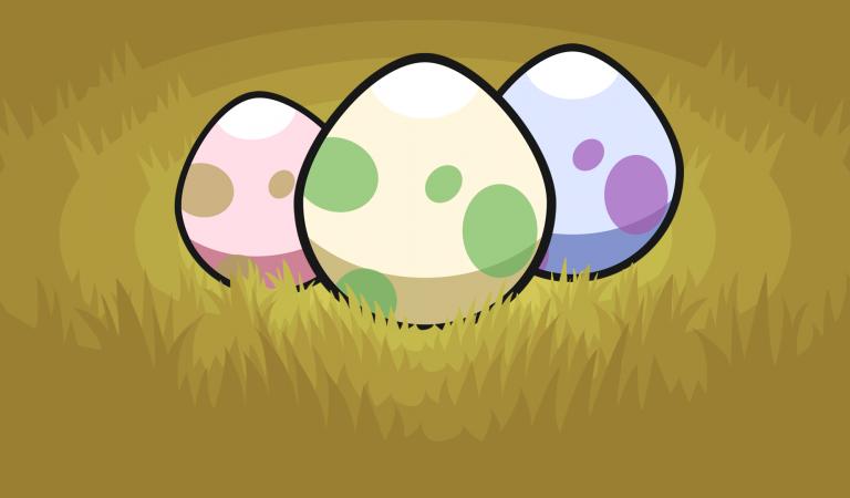 PokéJungle's Easter Eggs-change