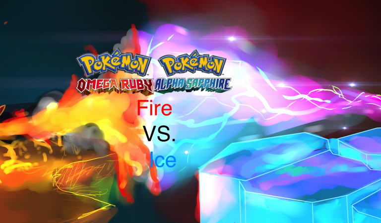 Matty Plays! Pokémon Omega Ruby & Alpha Sapphire Special WiFi Battle: Fire VS. Ice
