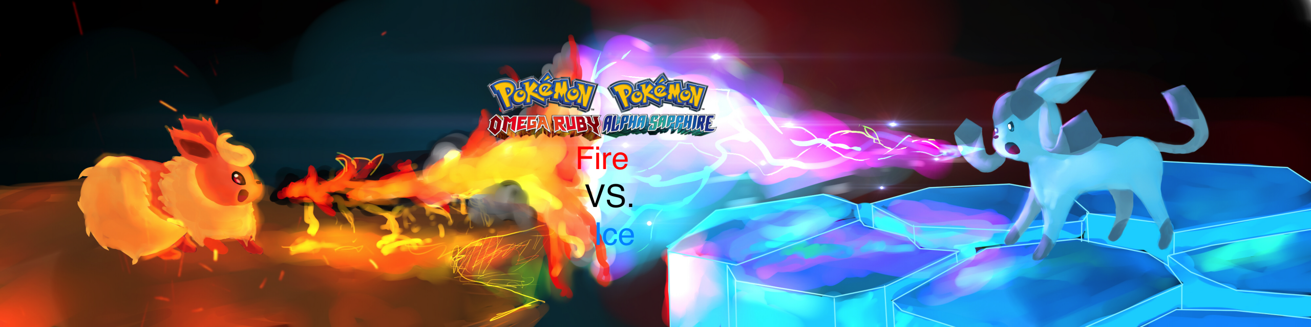 Fire Vs Ice Game