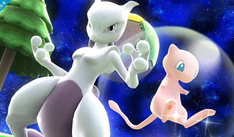 Smash Bros. Mewtwo Details & More Amiibos