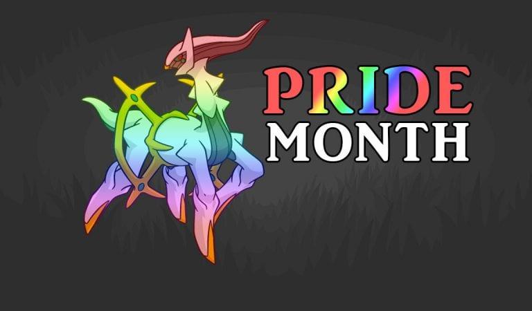 Celebrating Pokémon & LGBT Pride