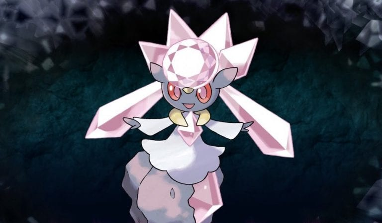 Diancie Download to Dazzle Trainers