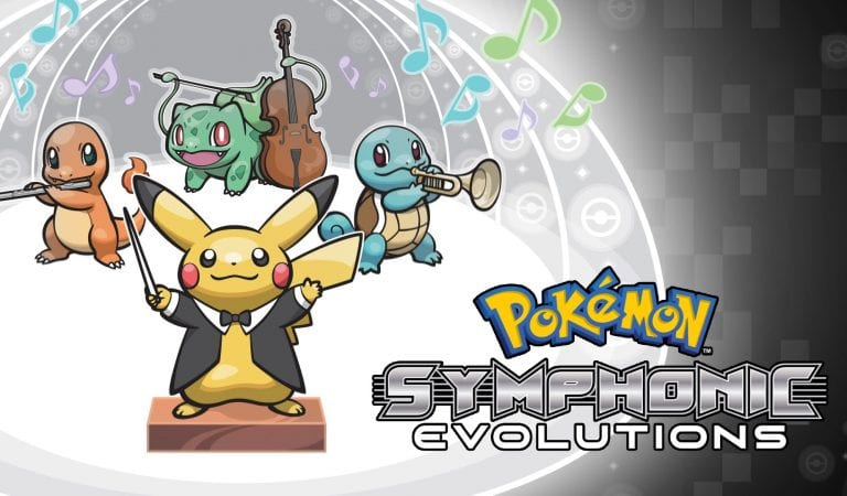 Pokémon Symphonic Evolutions European Premiere Announced!